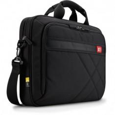Geanta Laptop Case Logic DLC-115 15.6 - Neagra, Geanta de umar, Poliester, Negru