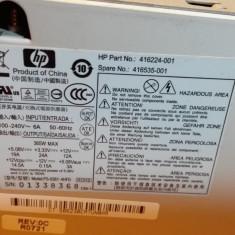 Sursa PC Hp PS-6361-4HFD, 416224-001 365 Watt, 350 Watt