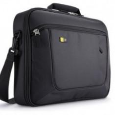 Geanta Laptop Case Logic 15.6 Inch ANC316, Poliester, Negru