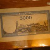 Bacnota ''CINCI MII LEI'' 1945 - Bancnota romaneasca