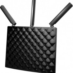 Router wireless Tenda Gigabit AC15 Dual-Band, Port USB, Porturi LAN: 3