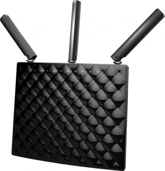Router wireless Tenda Gigabit AC15 Dual-Band foto mare