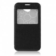 Husa piele Sony Xperia E4 S-View Flexi - Husa Tableta