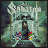 Patch Sabaton - Heroes