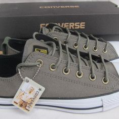 Tenesi Converse _Military- All Star -Model nou! - Tenisi barbati, Marime: 41, 42, 43, 44, Culoare: Din imagine