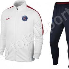 TRENING P.S.G. Paris St. Germain PSG MODEL 2016-2017 SUPER CALITATE - Trening barbati Nike, Marime: S, M, L, XL, Culoare: Alb, Bleumarin, Poliester