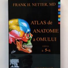 Atlas de Anatomie a Omului F. H. Netter Editia 5 in Romana NOU