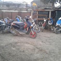 Dezmembrari moto