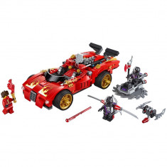 LEGO NINJAGO, X1 NINJA SUPERCAR, 70727, RARITATE, cel mai bun pret de pe net!