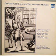 OBOE CONCERTS - LEBRUN/FERLENDIS...(1974/JECKLIN/SWISS)- Vinil/Impecabil si RAR - Muzica Clasica Altele
