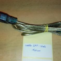 Cablu LPT - Usb 1, 6 m