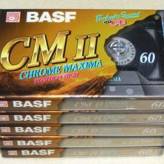 Caseta Basf Chrome Maxima - Deck audio