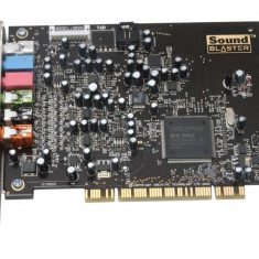 Placa de sunet Creative Sound Blaster Audigy 4, PCI, model SB0610 - Placa de sunet PC