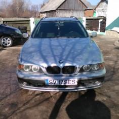 BMW 520 d, An Fabricatie: 2001, Motorina/Diesel, 356000 km, 1951 cmc, Seria 5