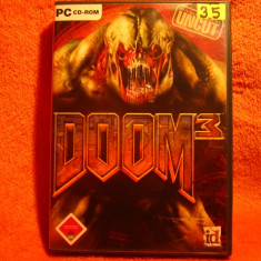 Joc P.C. / Laptop - Doom 3 - Original Version Uncut - Jocuri PC Activision