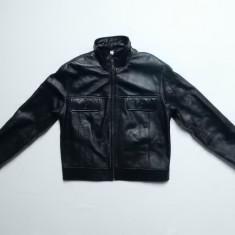 Geaca piele naturala B Leather; marime 50, vezi dimensiuni exacte; impecabila - Geaca dama, Culoare: Din imagine