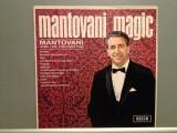 MANTOVANI and his Orchestra - MAGIC (1966/DECCA/ENGLAND)- Vinil/Impecabil(NM), decca classics