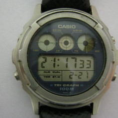 Casio TGW-100 - Ceas barbatesc Casio, Quartz