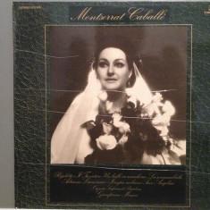 MONTSERRAT CABALLE - VERDI/BELLINI/PUCCINI(1974/CBS/SPAIN) - Vinil/Impecabil(NM) - Muzica Opera Columbia