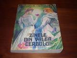 NESTOR  URECHIA  -  ZINELE  DIN  VALEA  CERBULUI ( format mai mare, 302 pagini)*