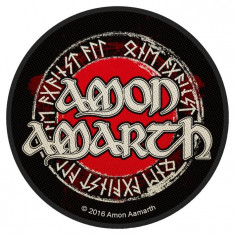 Patch Amon Amarth - Runes - Patch Panel