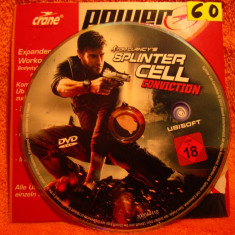 Joc P.C. / Laptop - Tom Clancy's Splinter Cell Conviction - Jocuri PC Ubisoft