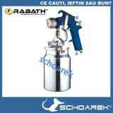 Pistol de vopsit profesional Rabath™ - Duza 1.0 mm
