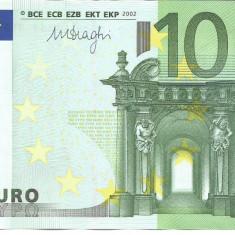 !!! GERMANIA - 100 EURO 2002 - P 18x - UNC / CEA DIN SCAN - bancnota europa