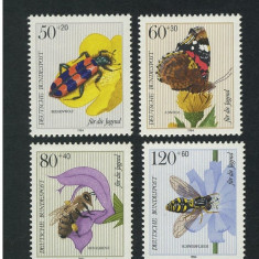 Germania, insecte, 1984, MNH - Timbre straine, Nestampilat