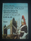 Andrei Bantas - Essential English - Exercises and keys for Advanced Learners