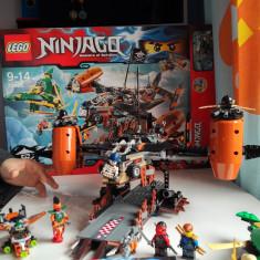 LEGO NINJAGO, MISFORTUNE'S KEEP, 70605, cel mai bun pret de pe net!