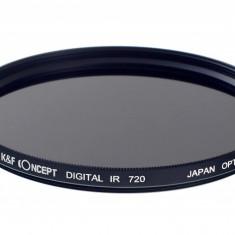 Kent Faith Digital IR Filter 720 Filtru Infrarosu 720nm 77mm - Filtru foto