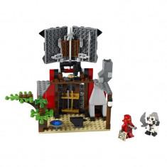 LEGO NINJAGO, BLACKSMITH SHOP, 2508, DE COLECTIE, cel mai bun pret de pe net!