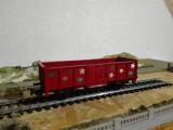 Vagon gondola marca fleischmann scara ho, 1:87, Vagoane