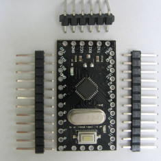 Placa dezvoltare Arduino Pro Mini ATMEGA168 16MHz 5V