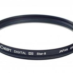 Kent Faith Star Filter 8 line 52mm Filtru star 8 raze - Filtru foto
