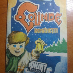 colinde romanesti 1990
