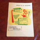 Afis reclama / COOP universalcoop comertul prin coletarie - perioada comunista !