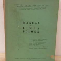 MANUAL DE LIMBA POLONA-I.C. CHITIMIA ... M. VIRCIOROVEANU