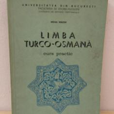 LIMBA TURCO -OSMANA.CURS PRACTIC