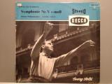 BEETHOVEN - SYMPHONY no 5 - Georg Solti (1968/DECCA/RFG) - Vinil/Impecabil(NM), decca classics