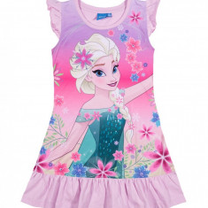 Camasa de noapte Disney Frozen lila