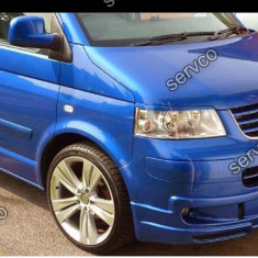 Prelungire tuning bara fata VW T5 Multivan Caravelle ver4 - Prelungire bara fata tuning, Volkswagen, MULTIVAN V (7HM, 7HN, 7HF, 7EF, 7EM, 7EN) - [2003 - ]