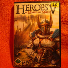 Joc P.C. / Laptop - Heroes V - Of Might And Magic - Jocuri PC Ubisoft