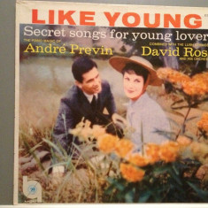 Andre Previn - Secret Songs For Young Lovers (1955/MGM/USA)- Vinil/RAR/Impecabil - Muzica Clasica emi records
