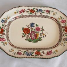 Platou - portelan Englezesc - Spade - Chinese Rose