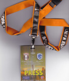 Acreditare meci fotbal ASTRA GIURGIU - KRC GENK 16.02.2017