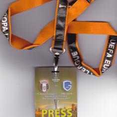 Acreditare meci fotbal ASTRA GIURGIU - KRC GENK 16.02.2017 - Bilet meci
