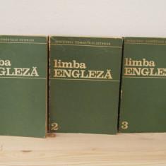 LIMBA ENGLEZA - MINISTERUL COMERTULUI EXTERIOR.3 VOL