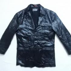 Geaca piele naturala MC^2 Genuine Leather; marime L, vezi dimensiuni; impecabila - Geaca dama, Marime: L, Culoare: Din imagine
